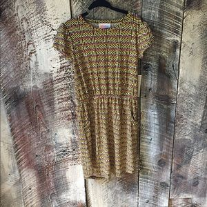 NWT Lularoe Mae Dress size 6